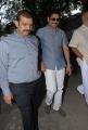 A Mahesh Reddy, Nagarjuna  at Shirdi Sai Movie Success Meet Stills