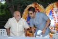K Raghavendra Rao, Nagarjuna at Shirdi Sai Movie Success Meet Stills