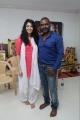 Ritika Singh, Raghava Lawrence @ Shivalinga Movie Pooja Stills