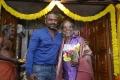Raghava Lawrence @ Shivalinga Movie Pooja Stills