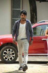 Actor Raghava Lawrence in Shivalinga Movie Stills