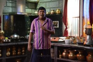 Actor Vadivelu in Shivalinga Movie Stills