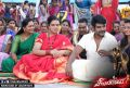 Urvashi, Raghava Lawrence in Sivalinga Movie Stills