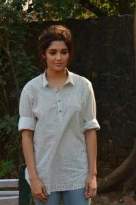 Actress Ritika Singh @ Shivalinga Movie Press Meet Stills