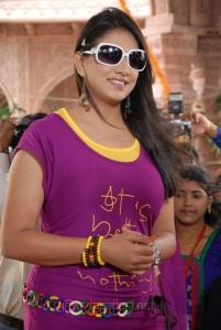 Telugu Actress Shivani Hot Photos
