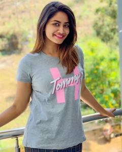 TV Serial Actress Shivani Narayanan Photoshoot Images