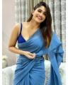 Tamil TV Actress Shivani Narayanan Saree Photos