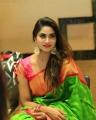 TV Actress Shivani Narayanan Saree Photos