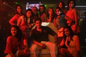 Actor Sathya in Shivani Movie Promo Song Stills
