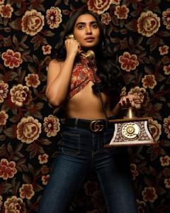 Actress Shivathmika Rajashekar New Photoshoot Pics