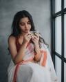 Actress Shivatmika Rajashekar Saree Photoshoot Pics