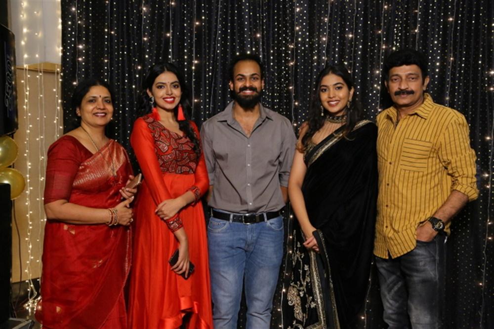 Jeevitha Rajasekhar Daughter Sivatmika Birthday Celebrations 2018 Photos