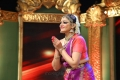Actress Shobana Bharatanatyam Photos @ Chennaiyil Thiruvaiyaru Season 12 (Day 1)