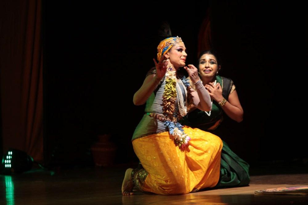 picture 282971 krishna dance performance by shobana