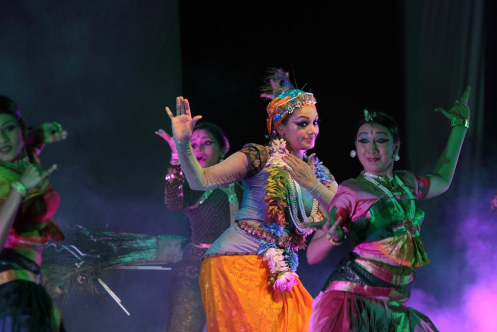 picture 282976 shobana krishna dance drama 2012 stills
