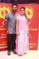 Shanthanu wife Keerthi @ Shobi Lalitha Daughter Syamantakamani Ashvika 1st Birthday Photos