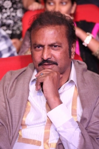 Mohan Babu @ Shourya Movie Audio Launch Stills