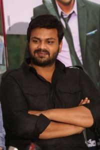 Manchu Manoj Kumar @ Shourya Movie Success Meet Stills
