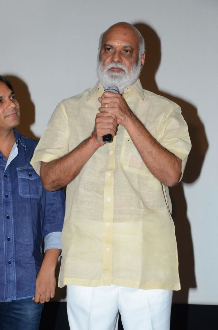 K Raghavendra Rao @ Showtime Movie Logo Launch Stills