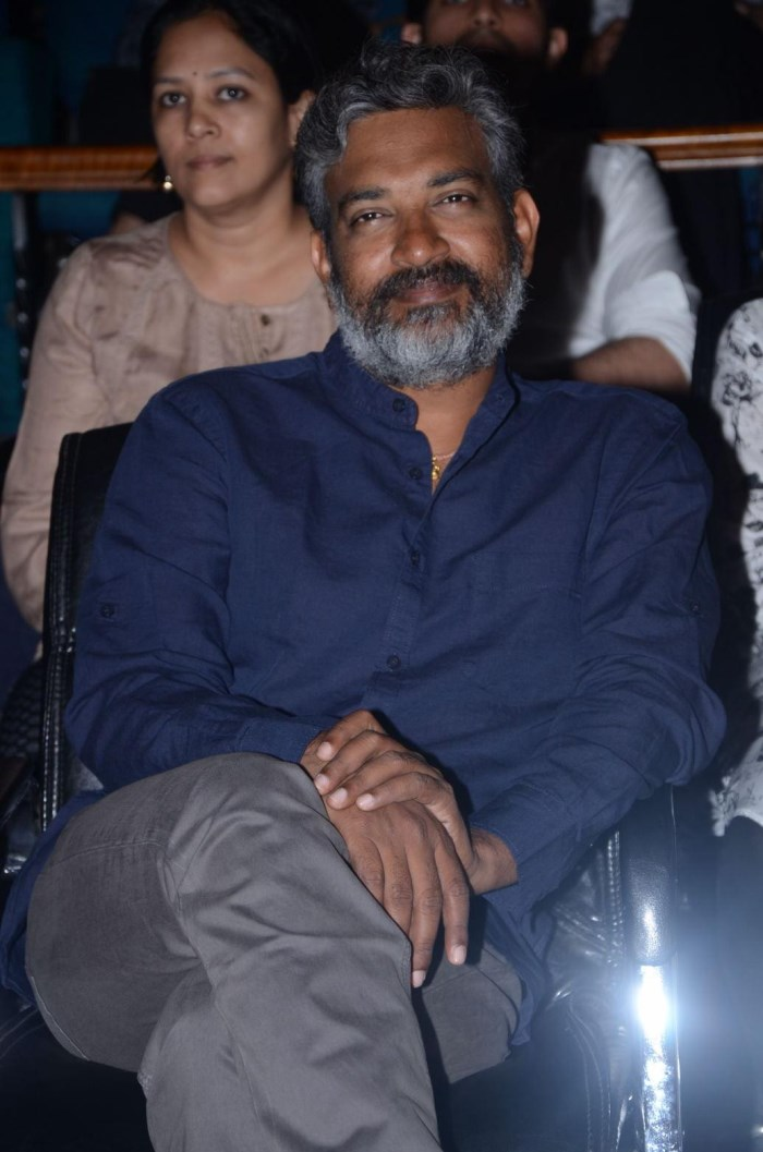 SS Rajamouli @ Showtime Movie Logo Launch Stills