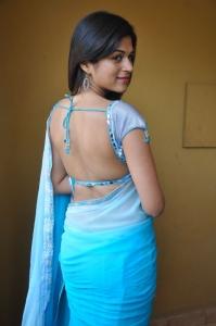 Shraddha Das Hot Saree Latest Stills