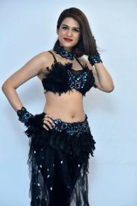 Actress Shraddha Das Photos @ Bang Bang 2019 New Year Event