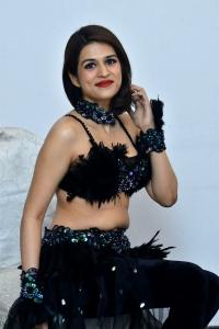 Actress Shraddha Das Hot Photos @ Bang Bang 2019 New Year Event