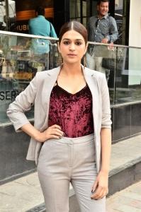 Actress Shraddha Das Photos @ L'Heure Du Diamant Watch Launch