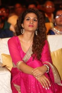 Actress Shraddha Das Pics @ Savithri Audio Launch