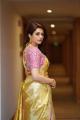 Actress Shraddha Das Beautiful Saree Photoshoot Pics
