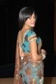 Shraddha Das Transparent Saree Photos