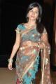 Shraddha Das Hot Saree Pics