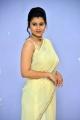 Actress Shraddha Sharma Saree Hot Photos @ KS 100 Teaser Launch