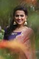 Actress Shraddha Srinath in Purple Lehenga Churidar Stills