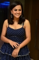 Actress Shraddha Srinath Latest Pics in Sleeveless Blue Gown