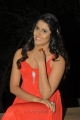 Shravya Reddy in Hot Red Dress Images at Eyy Audio Launch