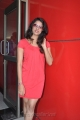 Actress Shravya Reddy Latest Photos in Red Hot Dress