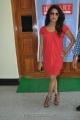 Actress Shravya Reddy Latest Stills in Red Hot Dress