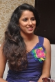 Shravya Reddy New Hot Stills at Blue Dress