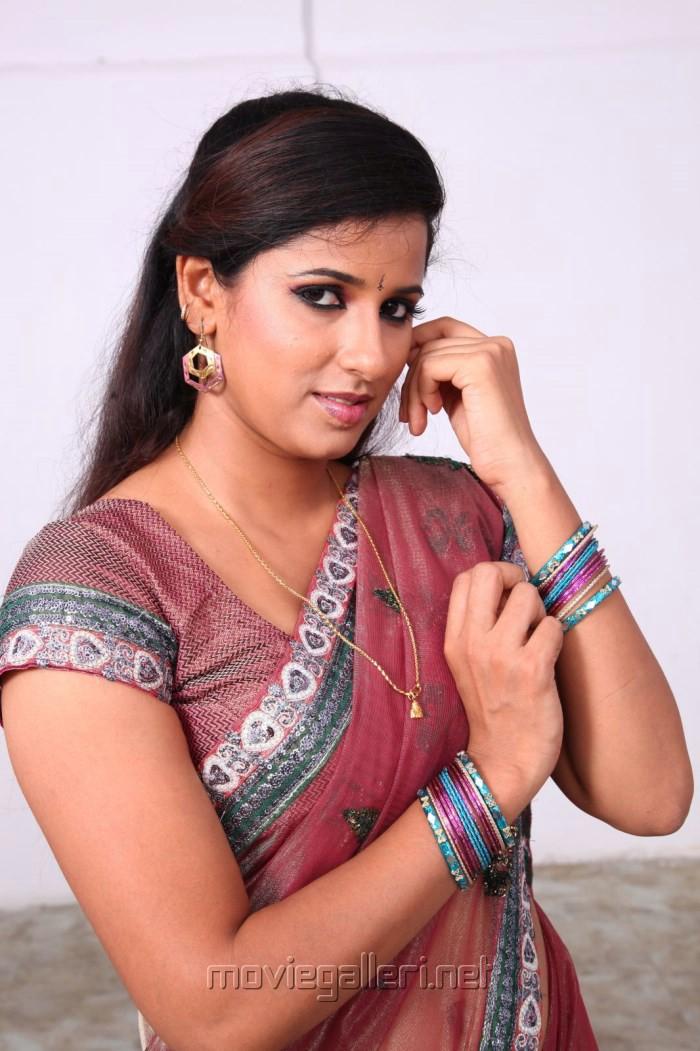 Actress Shravya Reddy Hot Photoshoot In Short Dress