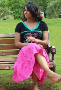 Actress Shravya Reddy Hot Photos at NRI Telugu Movie