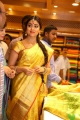 Actress Shriya Launches VRK Silks Showroom Photos