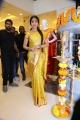Shriya Saran @ VRK Silks launch in Warangal