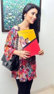 Shriya Saran Latest Photos @ Cap Foundation