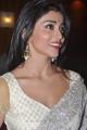 Tamil Actress Shriya in White Saree Hot Photos
