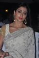 Actress Shriya Saran Hot Pics in White Saree