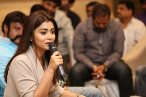 Gautamiputra Satakarni Actress Shriya Saran Interview Pics