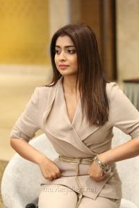 Gautamiputra Satakarni Movie Heroine Shriya Saran Interview Pics