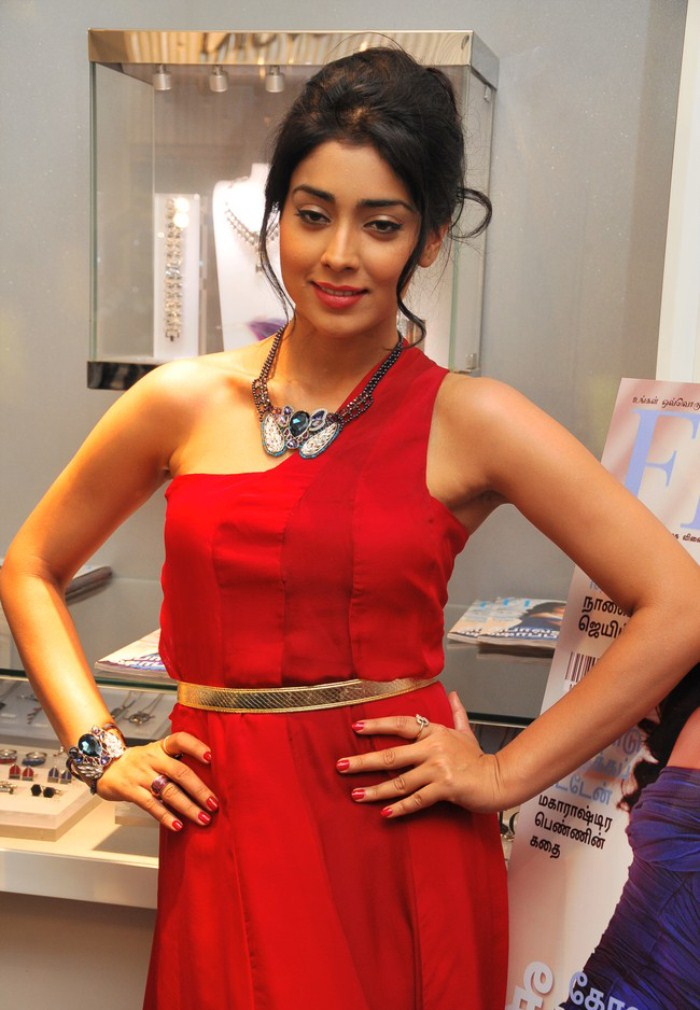 Shriya Saran Hot Stills