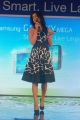 Actress Shriya Saran Stills at Samsung Galaxy Smart Phone Launch